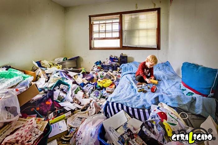 Veja como vivem crianças que têm pais acumuladores1