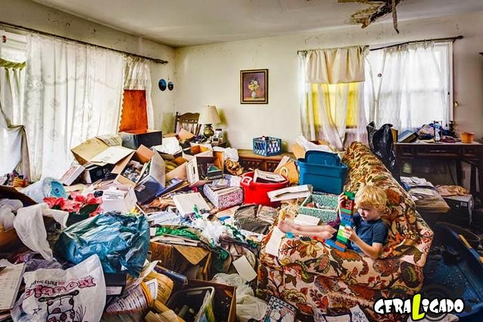 Veja como vivem crianças que têm pais acumuladores9