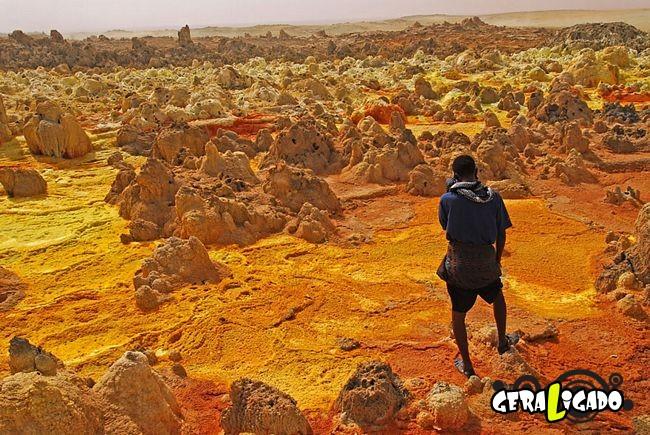 30 Lugares tão fantásticos que parecem ser de outro planeta19.2