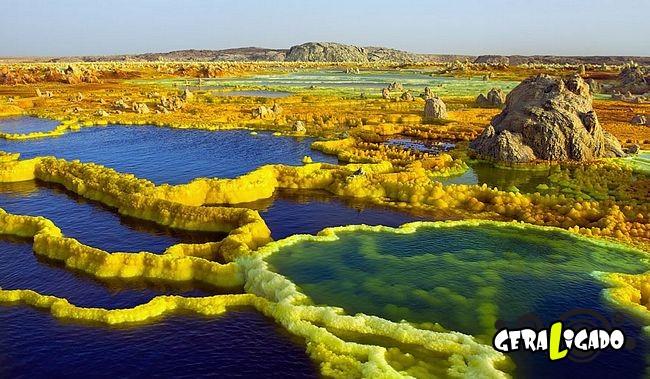 30 Lugares tão fantásticos que parecem ser de outro planeta19