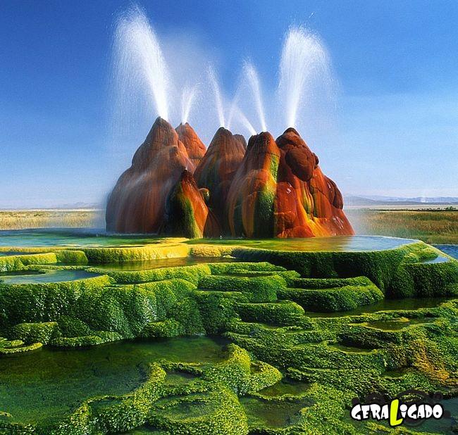 30 Lugares tão fantásticos que parecem ser de outro planeta2