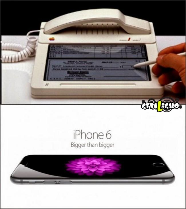 Anúncios que mostram a incrível evolução dos produtos eletrônicos10