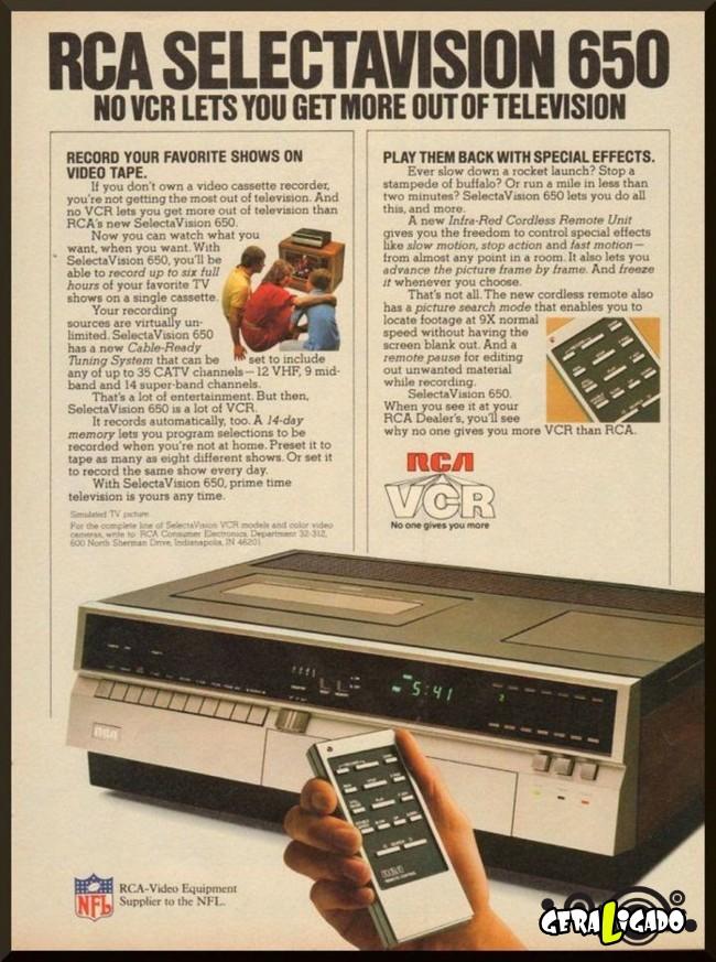 Anúncios que mostram a incrível evolução dos produtos eletrônicos19