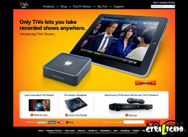 Anúncios que mostram a incrível evolução dos produtos eletrônicos20