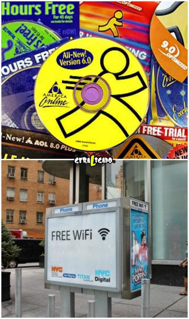 Anúncios que mostram a incrível evolução dos produtos eletrônicos21