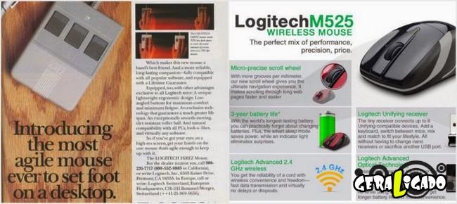 Anúncios que mostram a incrível evolução dos produtos eletrônicos6