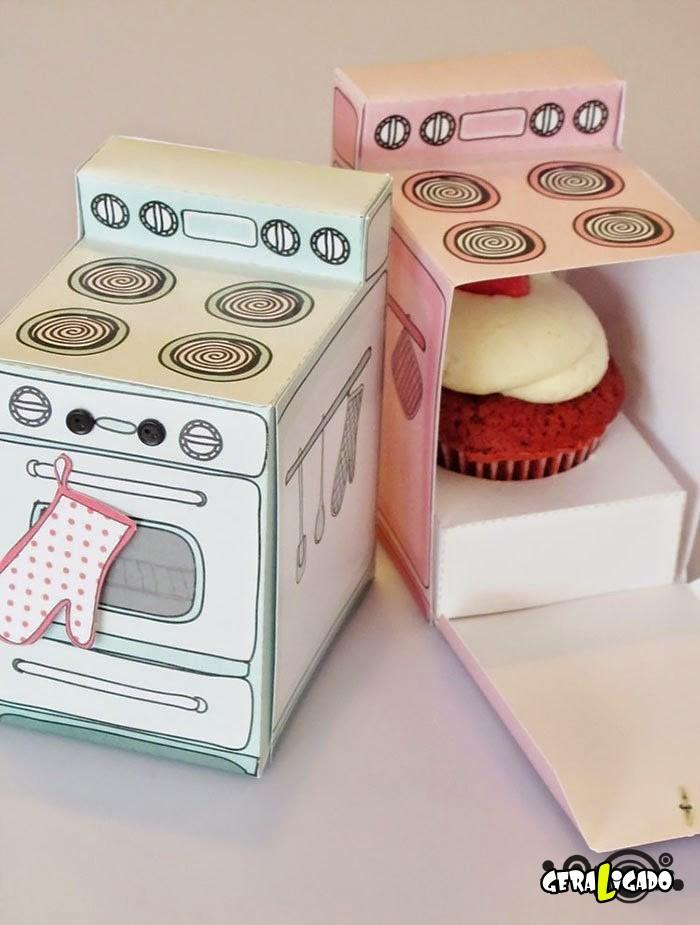 Embalagens de produtos inteligentes e criativas11