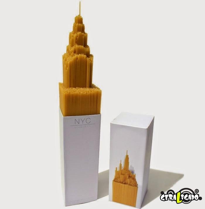 Embalagens de produtos inteligentes e criativas19