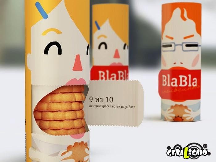 Embalagens de produtos inteligentes e criativas20