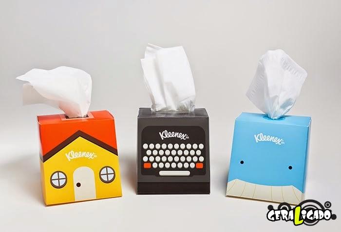 Embalagens de produtos inteligentes e criativas38