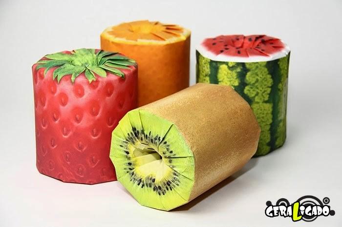 Embalagens de produtos inteligentes e criativas39