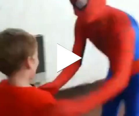 O dia que o homem aranha morreu!