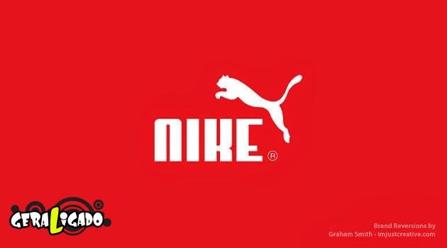 Uma louca mistura de logos de marcas concorrentes20