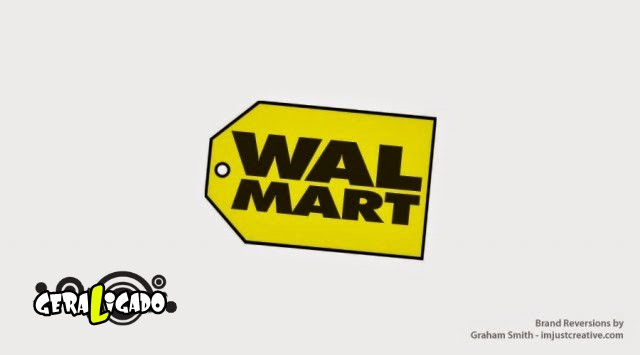 Uma louca mistura de logos de marcas concorrentes31