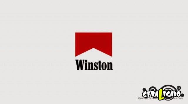Uma louca mistura de logos de marcas concorrentes32