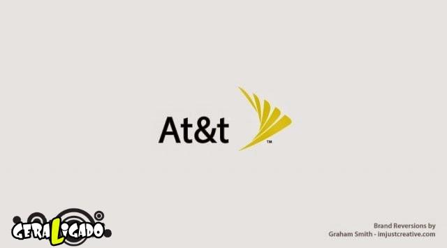 Uma louca mistura de logos de marcas concorrentes4