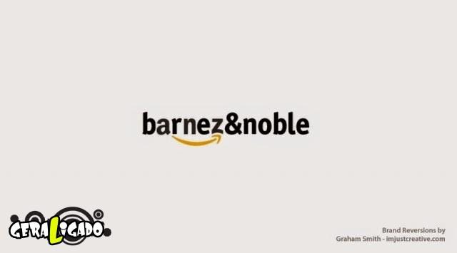 Uma louca mistura de logos de marcas concorrentes5
