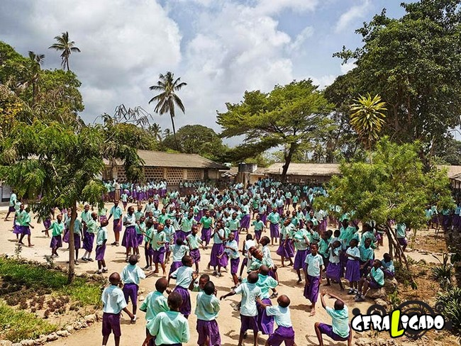 Veja como é o recreio nas escolas de diversos países do mundo1