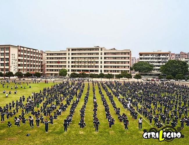 Veja como é o recreio nas escolas de diversos países do mundo12