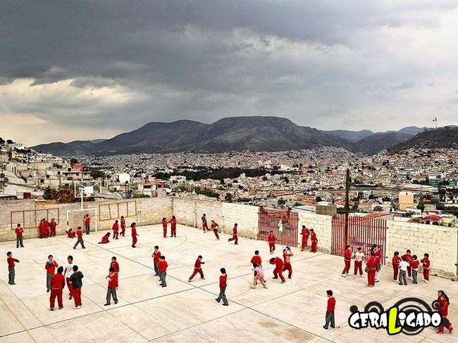 Veja como é o recreio nas escolas de diversos países do mundo13