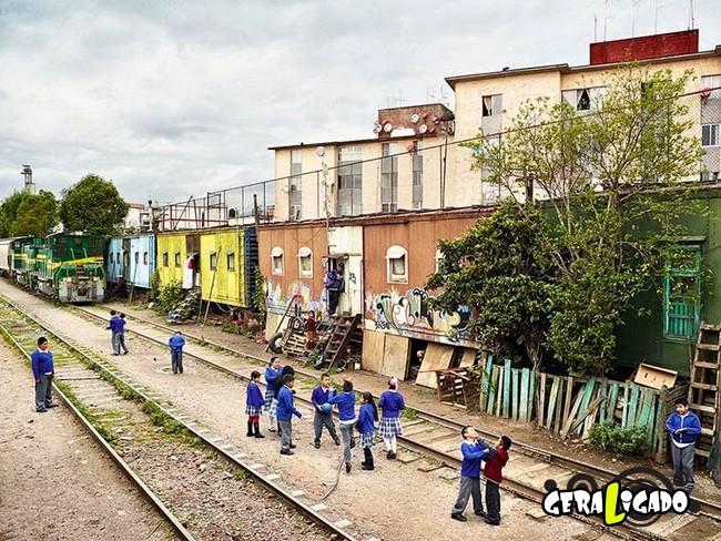 Veja como é o recreio nas escolas de diversos países do mundo18