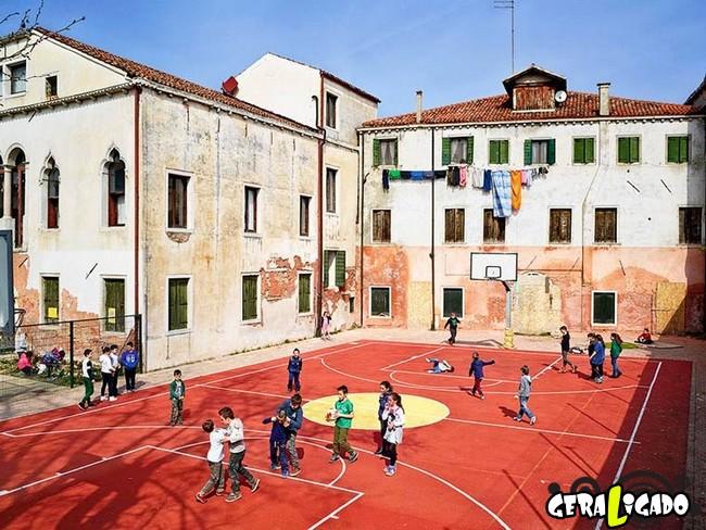 Veja como é o recreio nas escolas de diversos países do mundo19