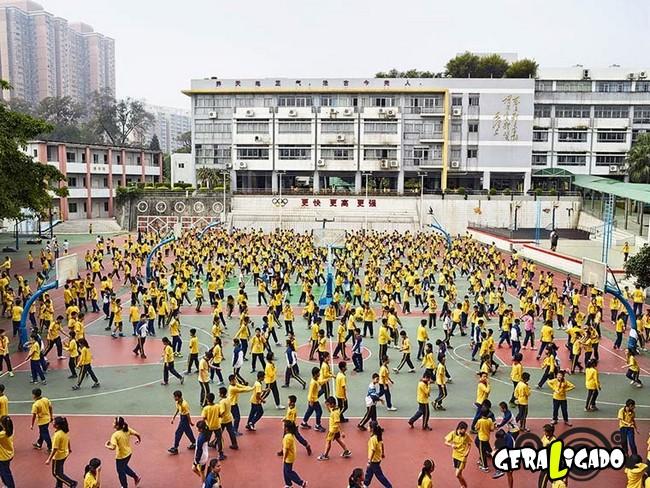 Veja como é o recreio nas escolas de diversos países do mundo2