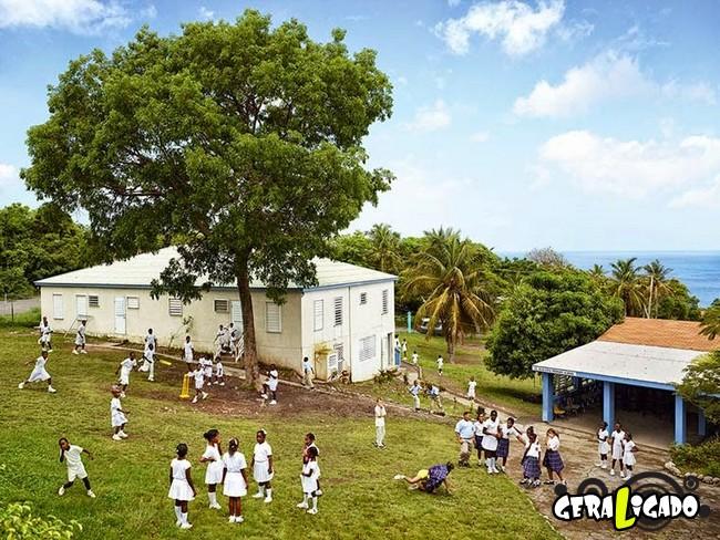 Veja como é o recreio nas escolas de diversos países do mundo22
