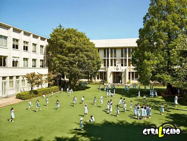 Veja como é o recreio nas escolas de diversos países do mundo23