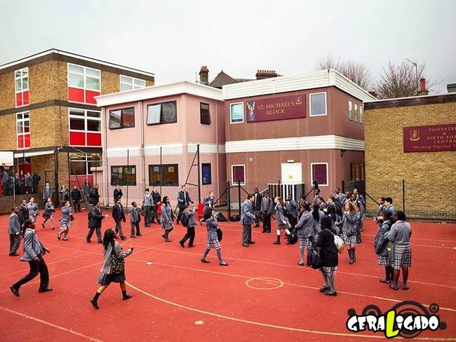Veja como é o recreio nas escolas de diversos países do mundo25