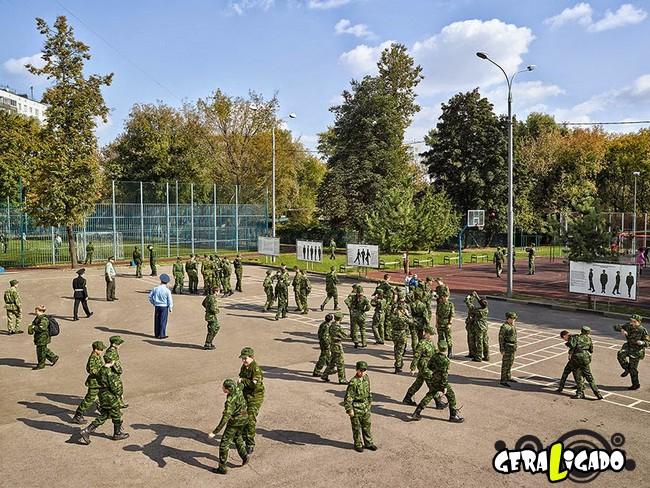 Veja como é o recreio nas escolas de diversos países do mundo26