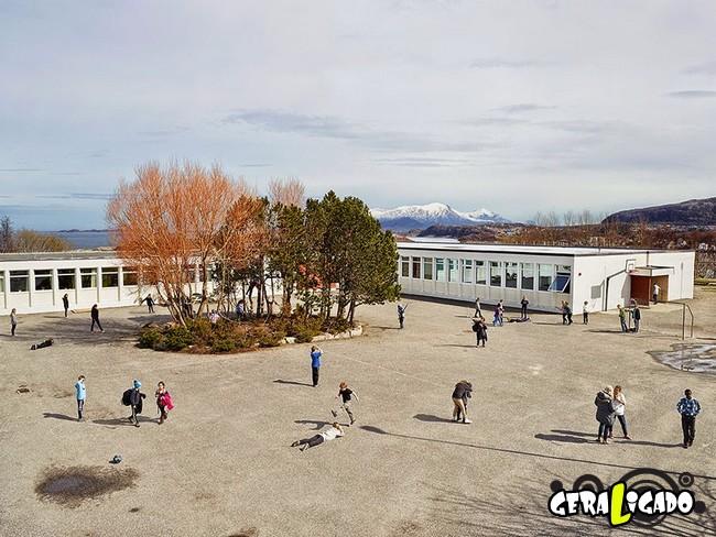 Veja como é o recreio nas escolas de diversos países do mundo28