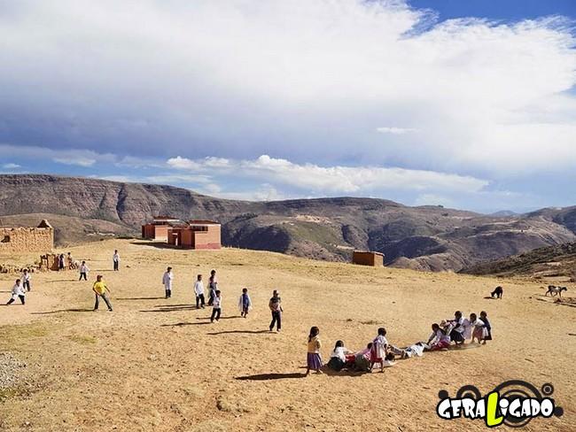 Veja como é o recreio nas escolas de diversos países do mundo3