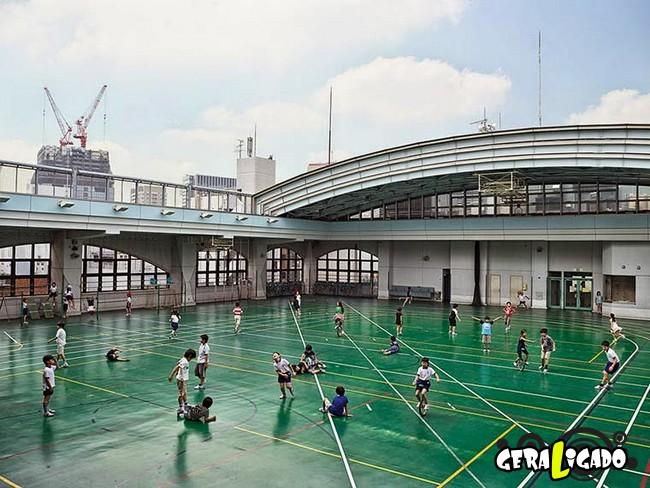 Veja como é o recreio nas escolas de diversos países do mundo4