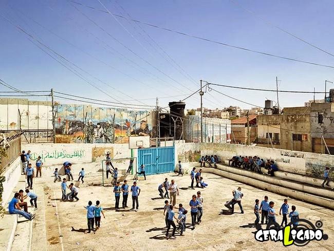 Veja como é o recreio nas escolas de diversos países do mundo5