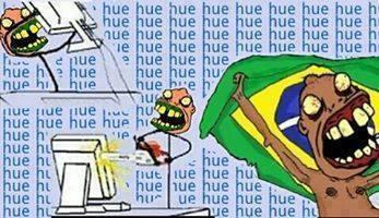 brasileiro br hue hue