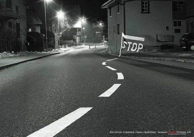 23 propagandas chocantes contra o álcool ao volante9