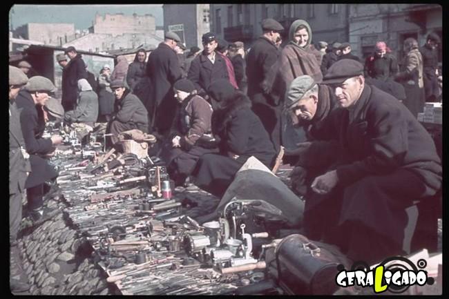 25 fotografias coloridas da Invasão da Polônia26