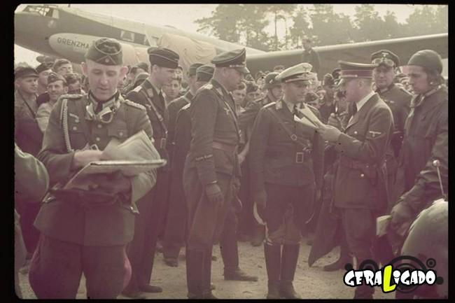 25 fotografias coloridas da Invasão da Polônia3