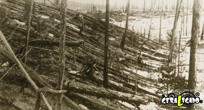 6 estranhos desastres naturais que já atingiram a Terra5