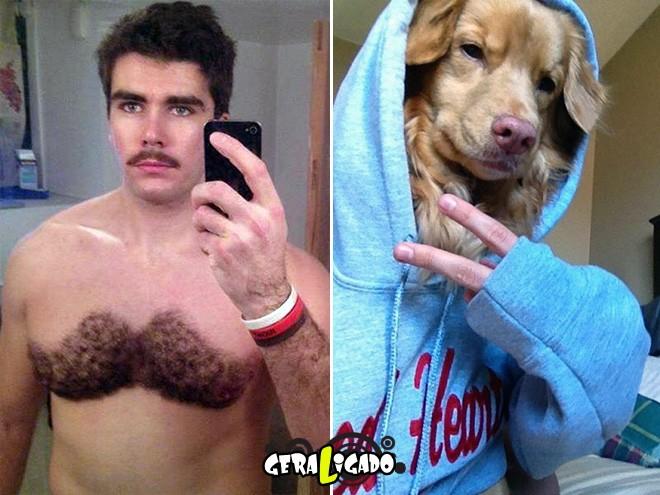 As selfies mais bizarras de todos os tempos.7