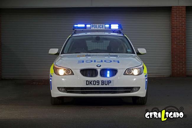 Os carros de polícia, mais caros, luxuosos e velozes do mundo1