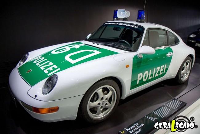 Os carros de polícia, mais caros, luxuosos e velozes do mundo10