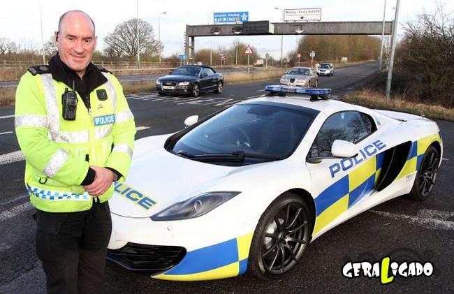 Os carros de polícia, mais caros, luxuosos e velozes do mundo12