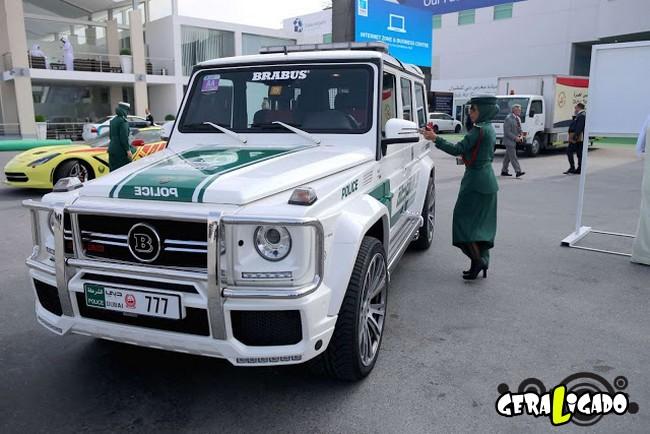 Os carros de polícia, mais caros, luxuosos e velozes do mundo2