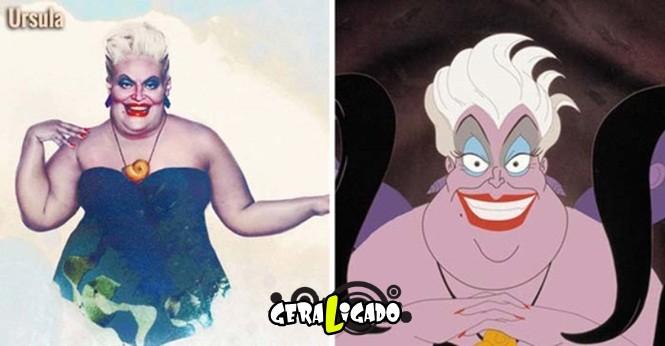 20 princesas da Disney de um jeito que você nunca viu5