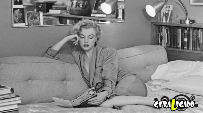 21 fatos sobre Marilyn Monroe que surpreenderão você!2