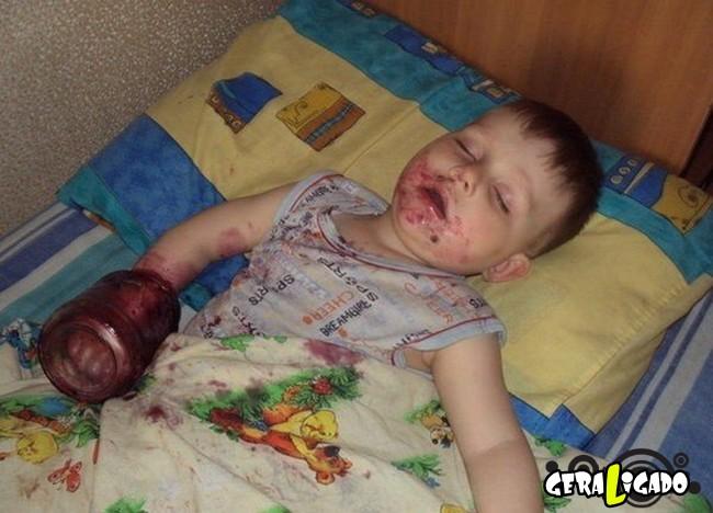 22 fotos de crianças para você se divertir10