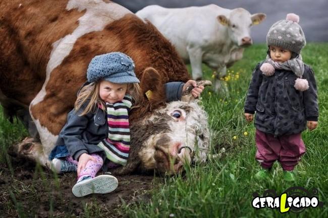 22 fotos de crianças para você se divertir16