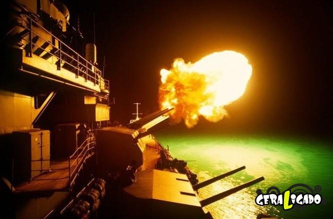 40 Fotos militares tiradas no momento certo11